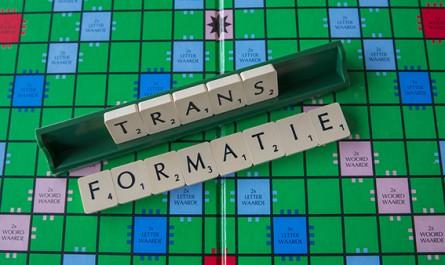 De transformatie: hoe weten we beter wat we moeten doen?